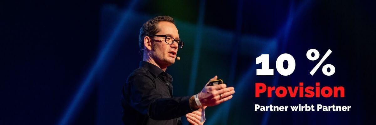 Florian Schoel Partner wirbt Partner